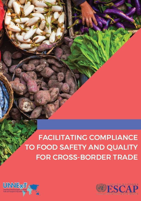 Facilitating Compliance to Food Safety and Quality for Cross-border Trade in Asia and the Pacific_cover.jpg